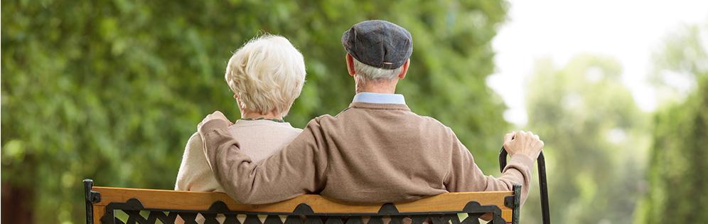 老夫婦のイメージ写真